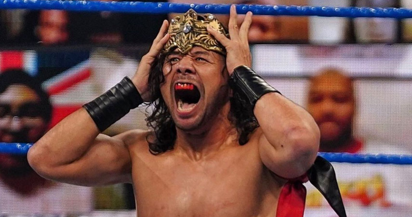 WWE Teases King vs. King Match With Nakamura Character Change Coming [Theory]