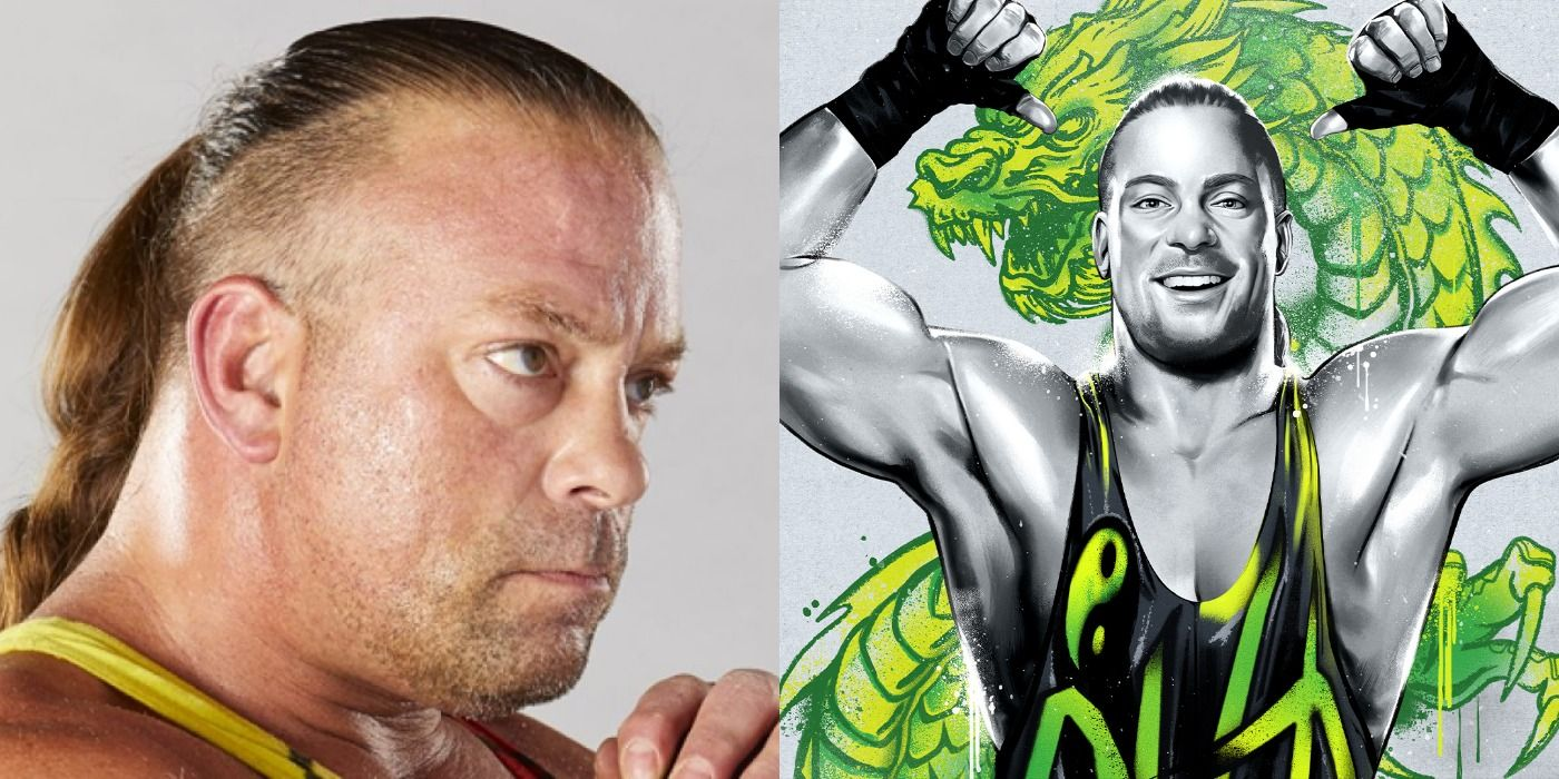 WWE Icons: 10 Things We Learned About RVD | TheSportster
