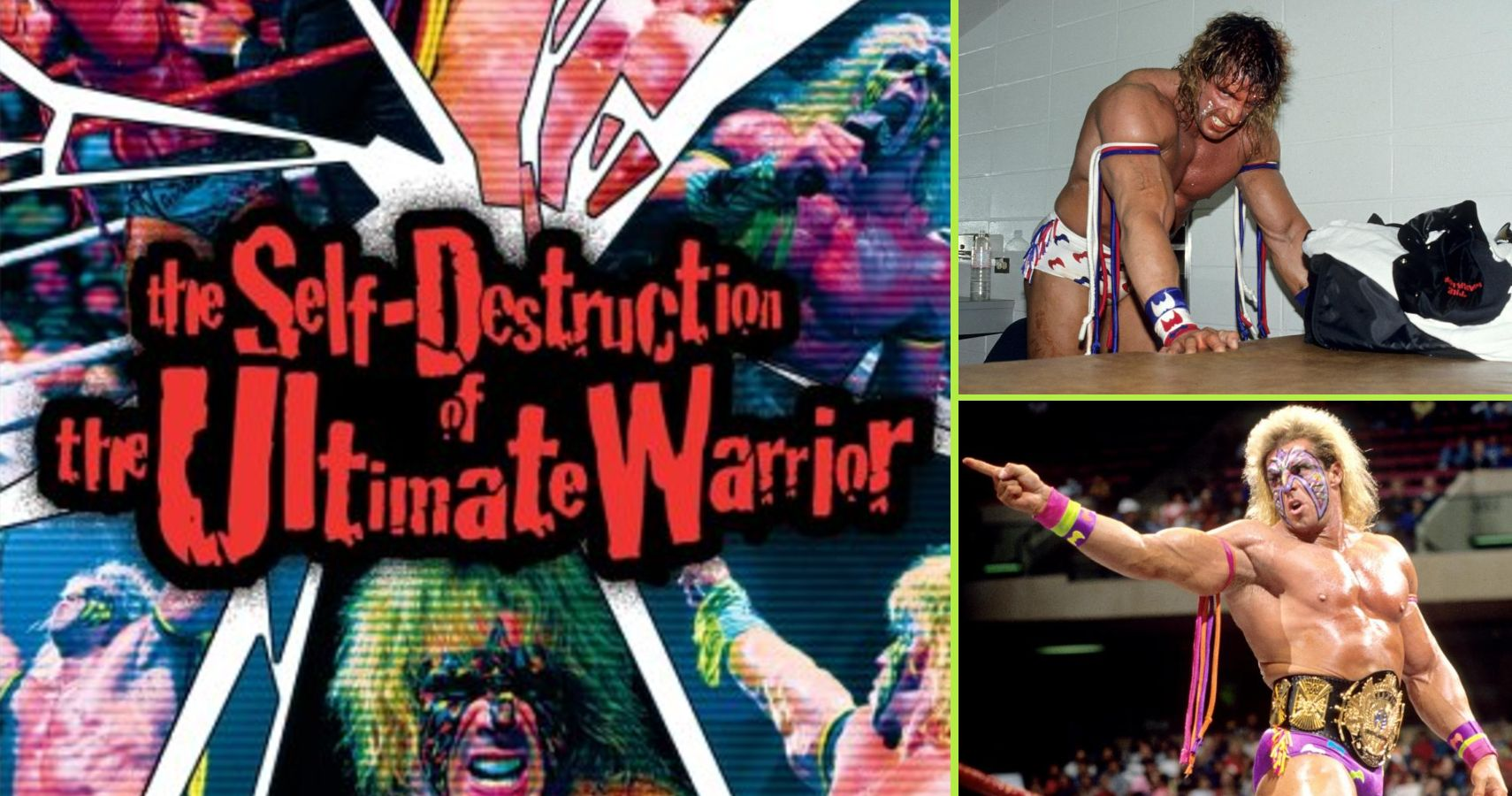 'The Self Destruction Of The Ultimate Warrior' Remains The Weirdest Documentary WWE Ever Made