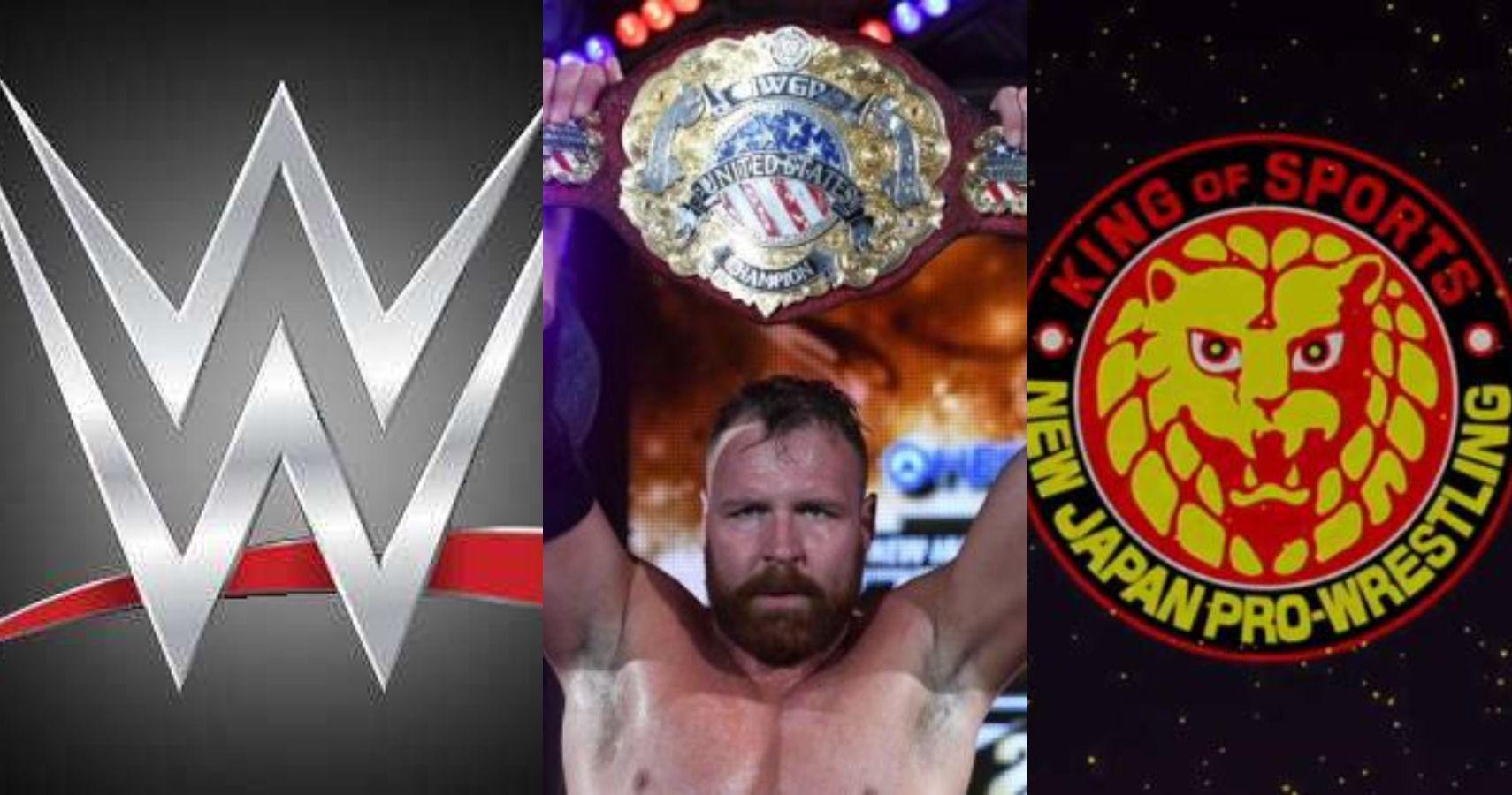 A WWE/NJPW Partnership Puts Jon Moxley In An Interesting Spot