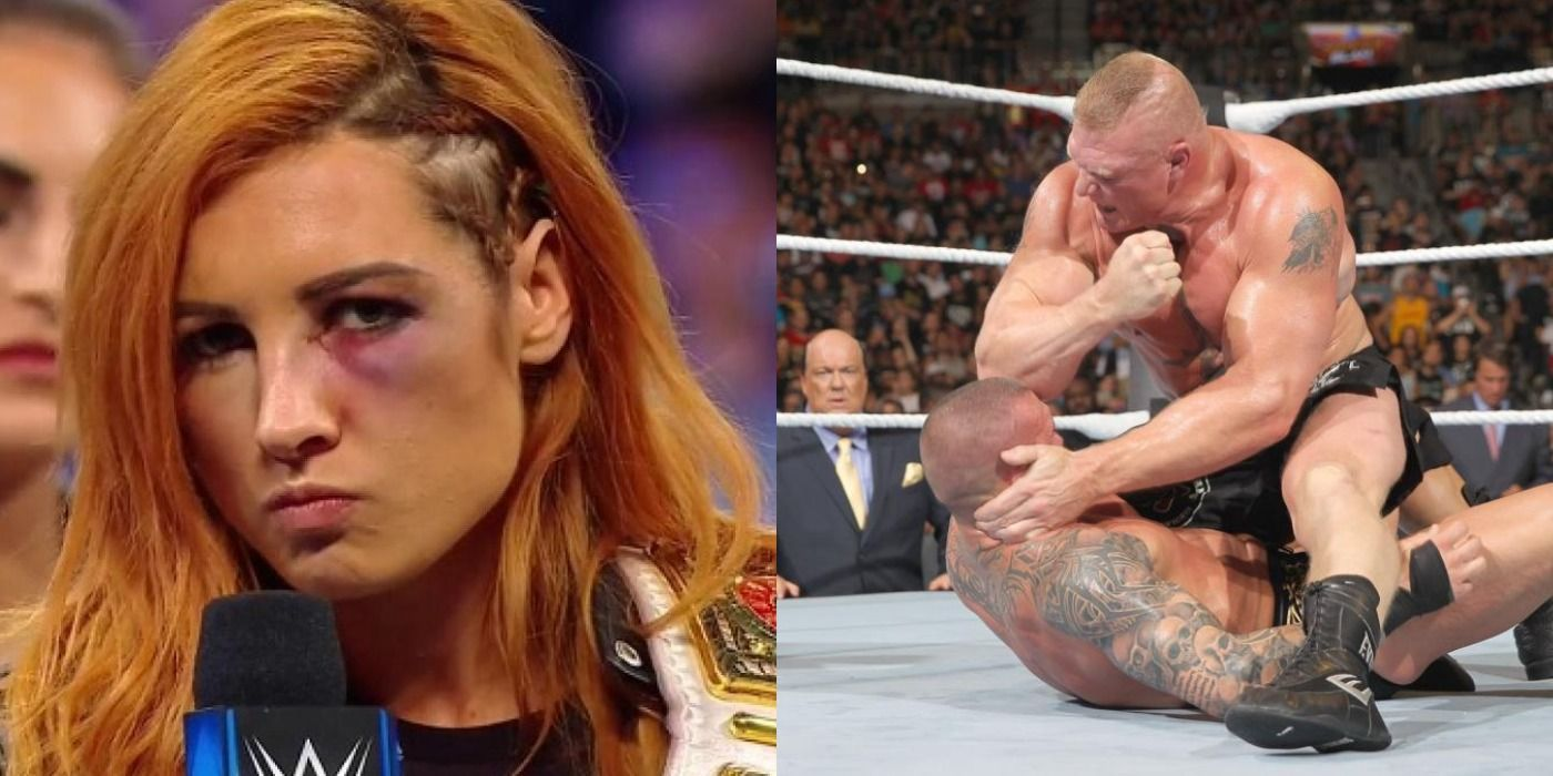 """10 Wrestlers Who Have Bled """"The Hard Way"""" 