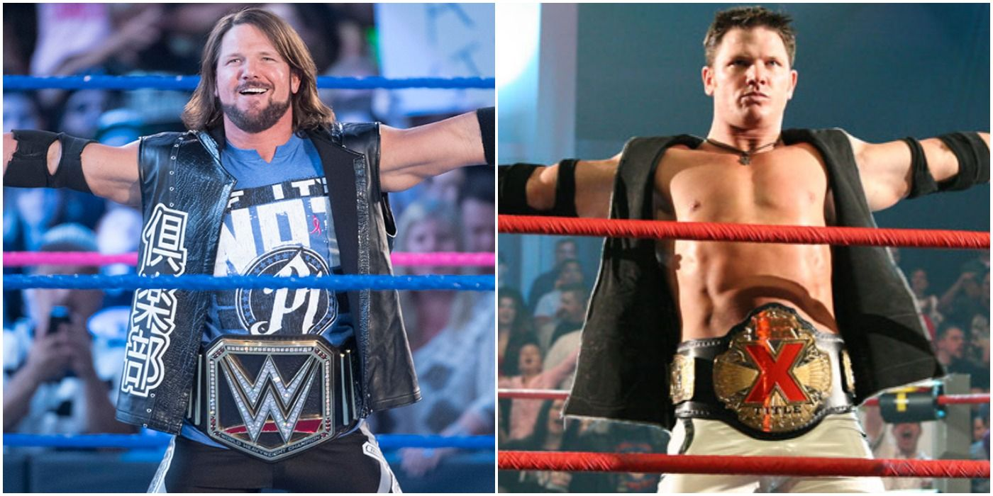 10 Differences Between AJ Styles In TNA & WWE   TheSportster