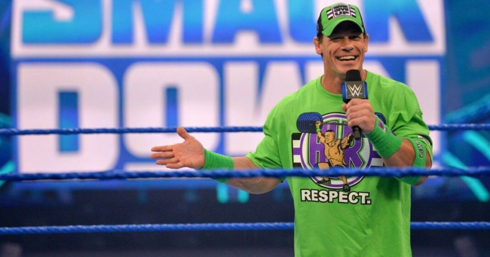 John Cena Has Teamed Up With Peacock To Create WWE Evil