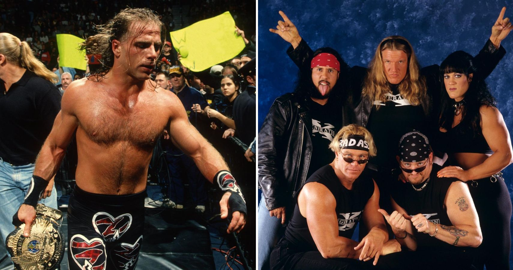 The Best Version Of D-X Was Without Shawn Michaels | TheSportster