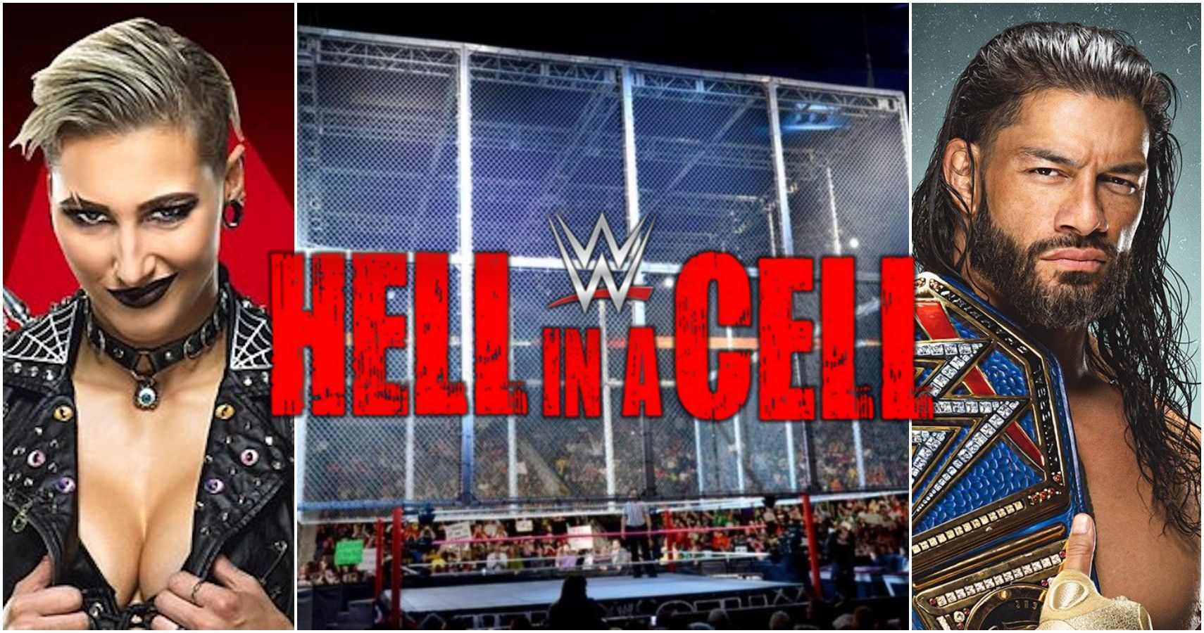 Wwe Hell In A Cell 2021 Ergebnisse