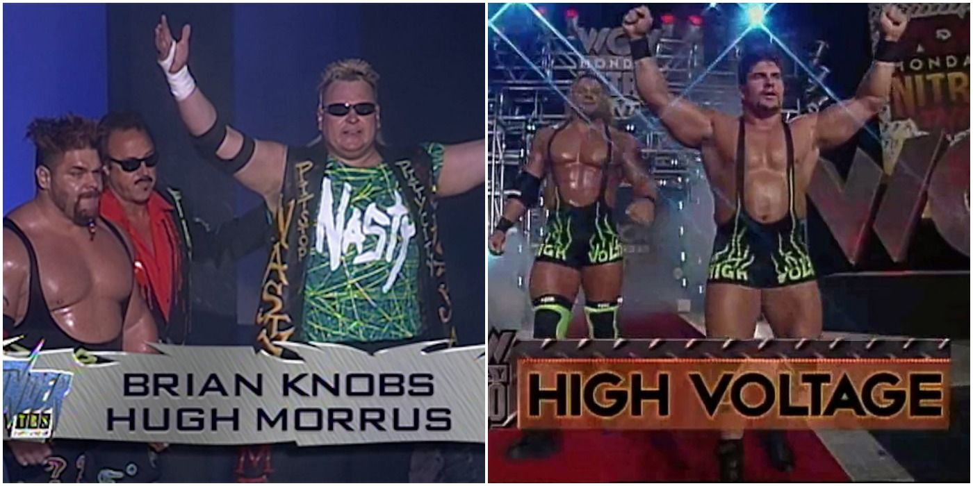 10 Worst Teams To Get A WCW Tag Team Title Shot   TheSportster