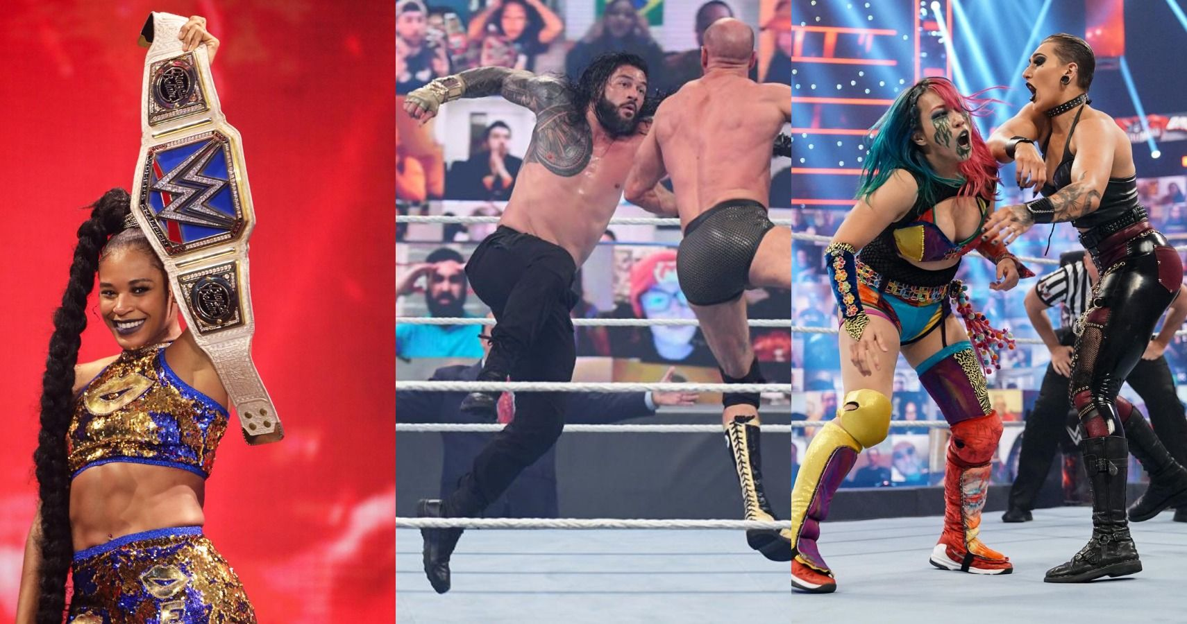 WrestleMania Backlash: 5 Wrestlers Who Stole The Show (& 5 Who Flopped)