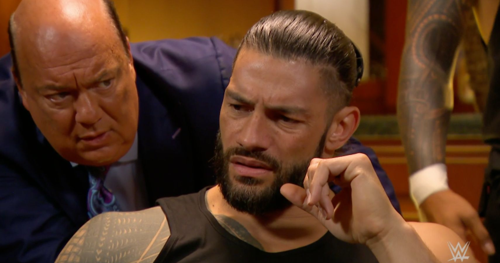 Roman Reigns Doesn't Need Paul Heyman As A Manager Anymore