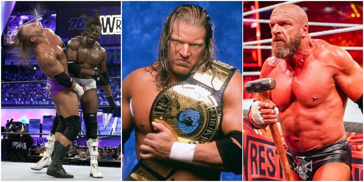 5 Ways Triple H Got Worse Over His Career (& 5 Ways He Got Better)