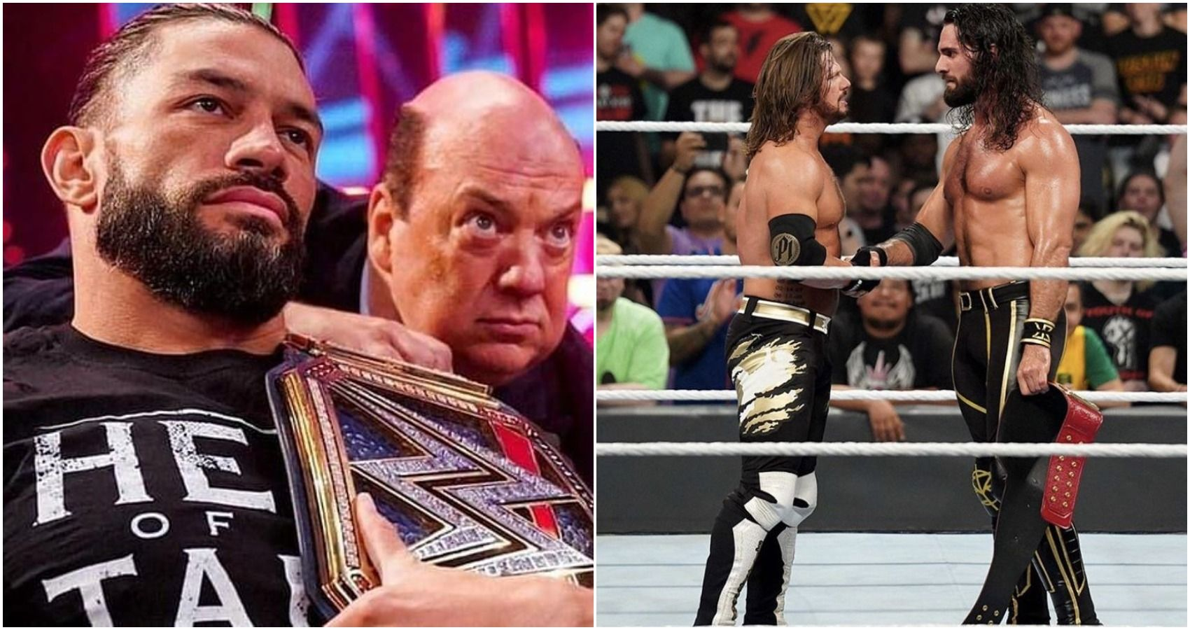 5 Best Universal Champions Ever (& Their Best Match)