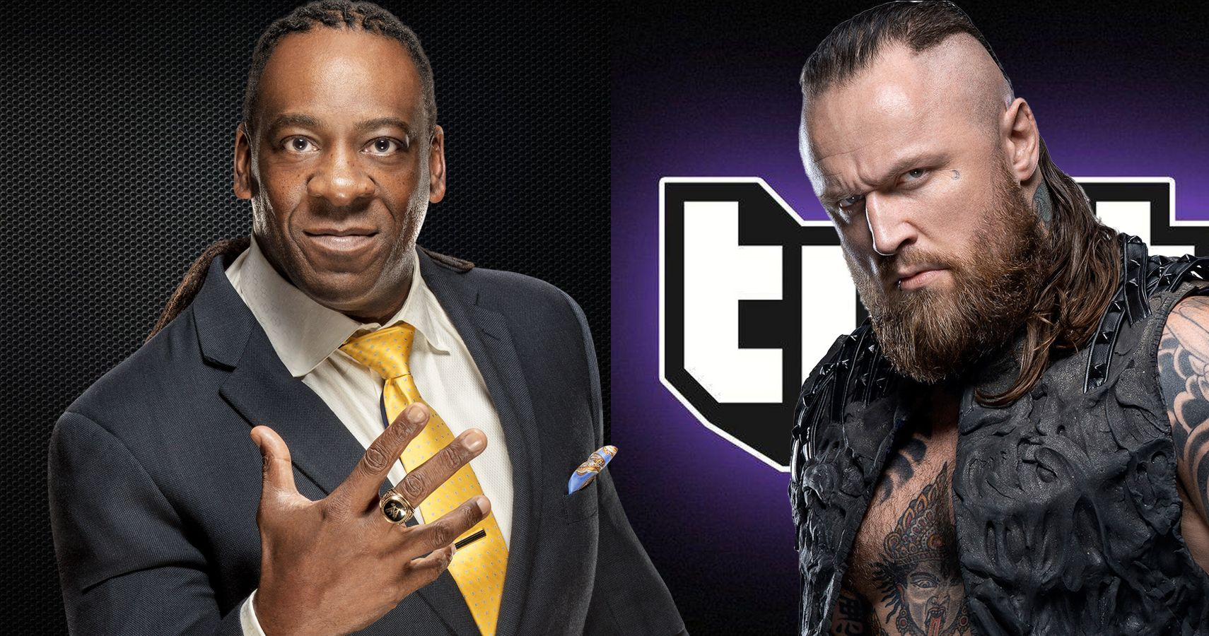 Booker T Takes Controversial Shot At Aleister Black's WWE Release