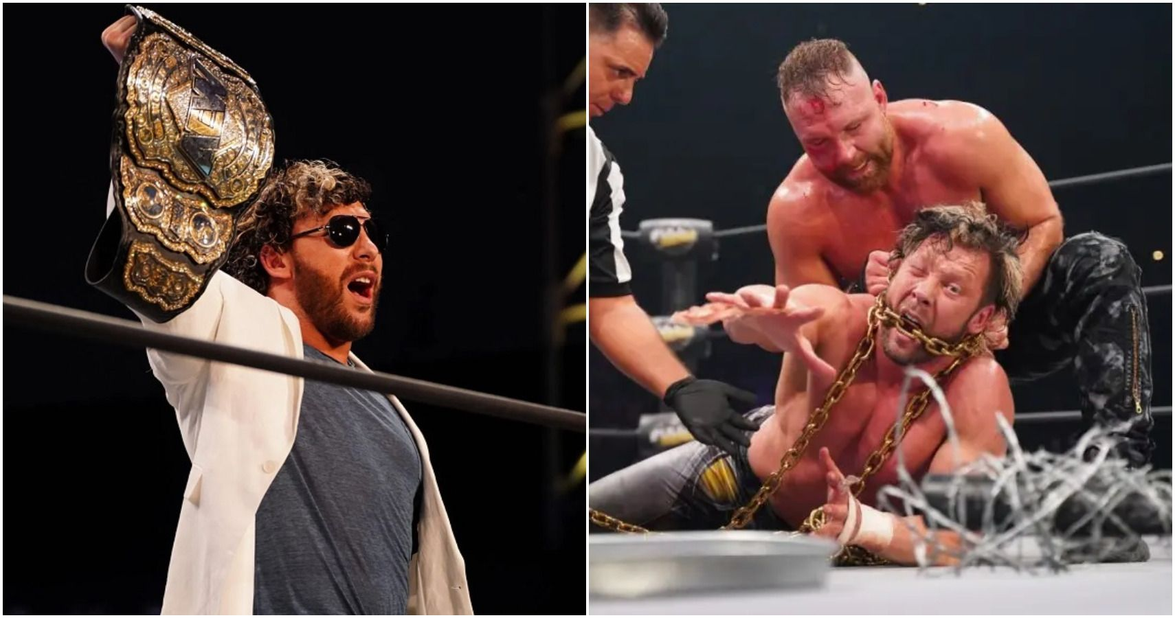 End Of An Era: How This May Be Kenny Omega's Final AEW World Title Run