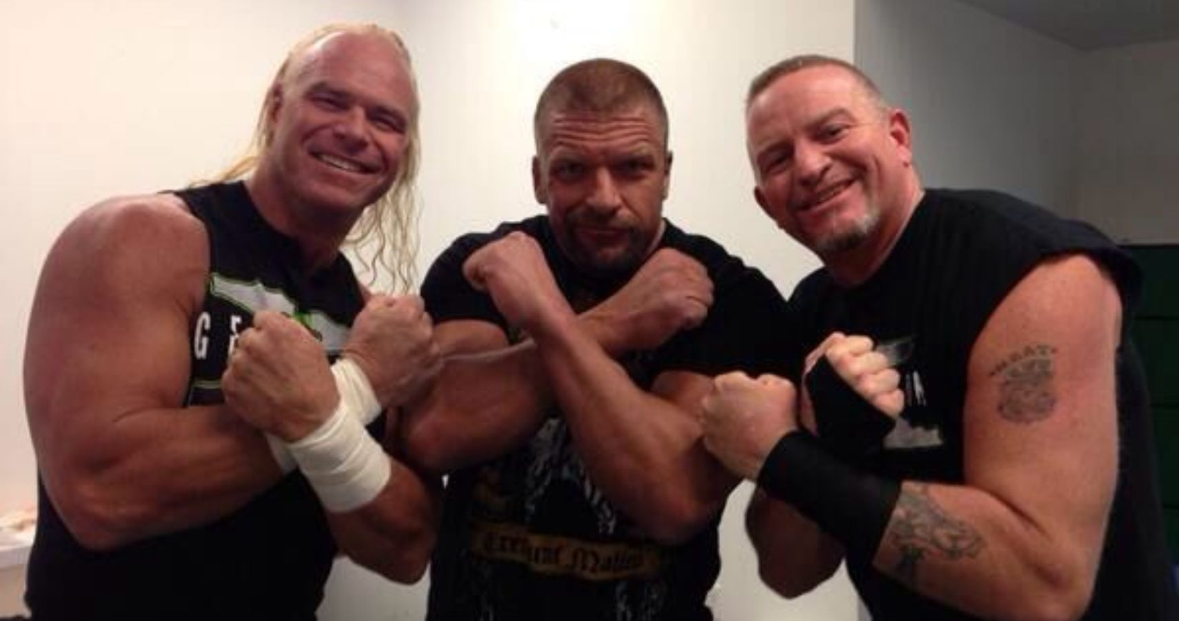 Triple H Asked 2 Former WWE Stars To Protect Him From Road Dogg & Billy Gunn