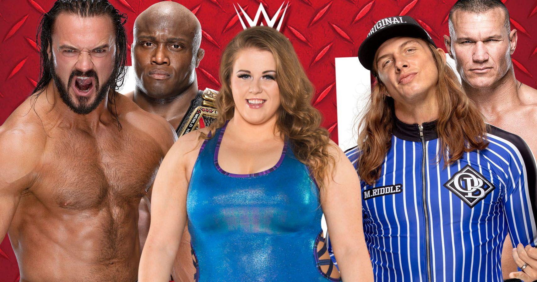 Raw Winners And Losers: McIntyre Pins Lashley, Piper Niven Debuts, Big RK-Bro Win