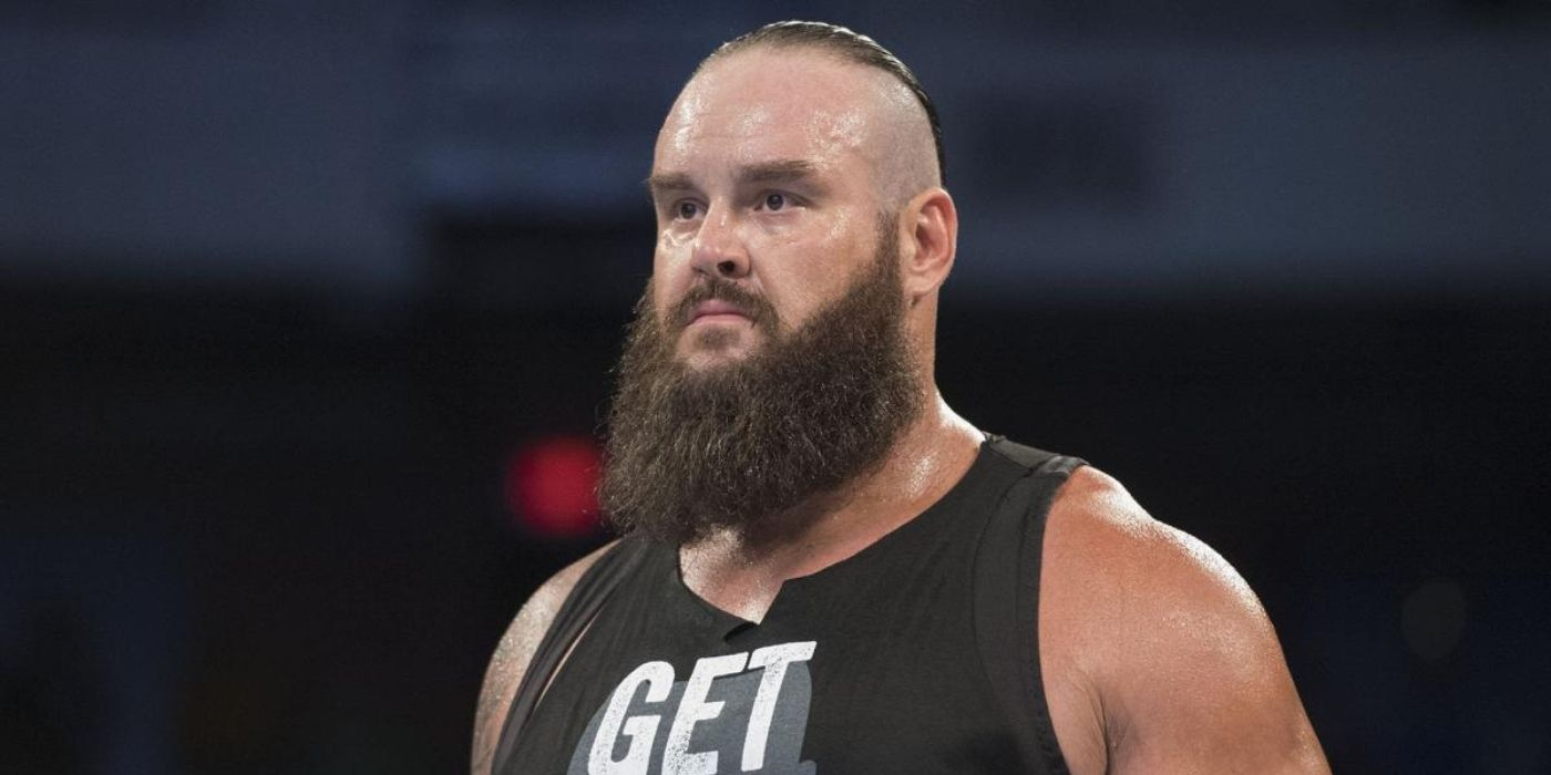 Braun Strowman Books First-Non WWE Appearance   TheSportster