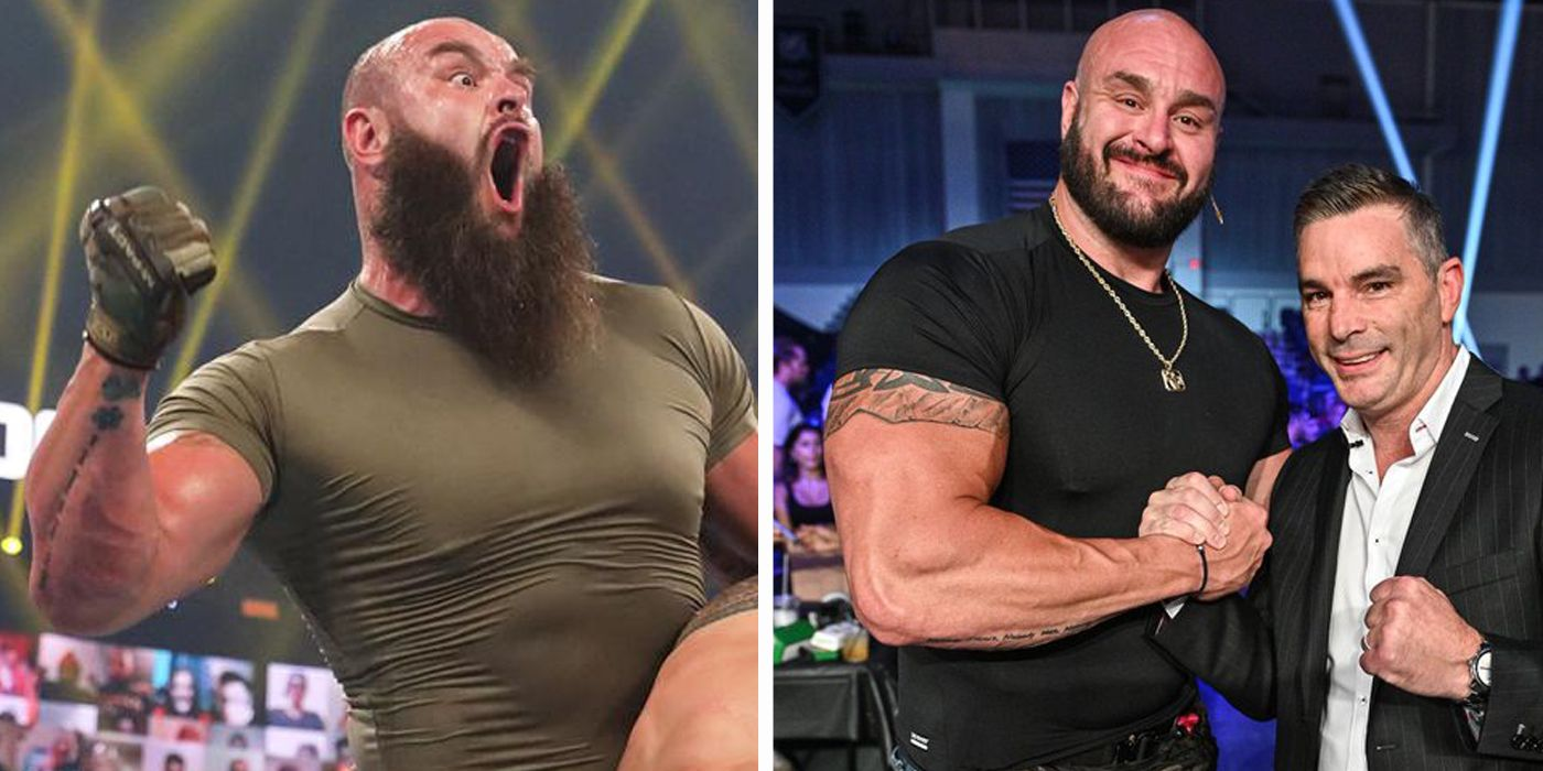 Bare Knuckle FC Fighting Promotion Teases Braun Strowman Signing