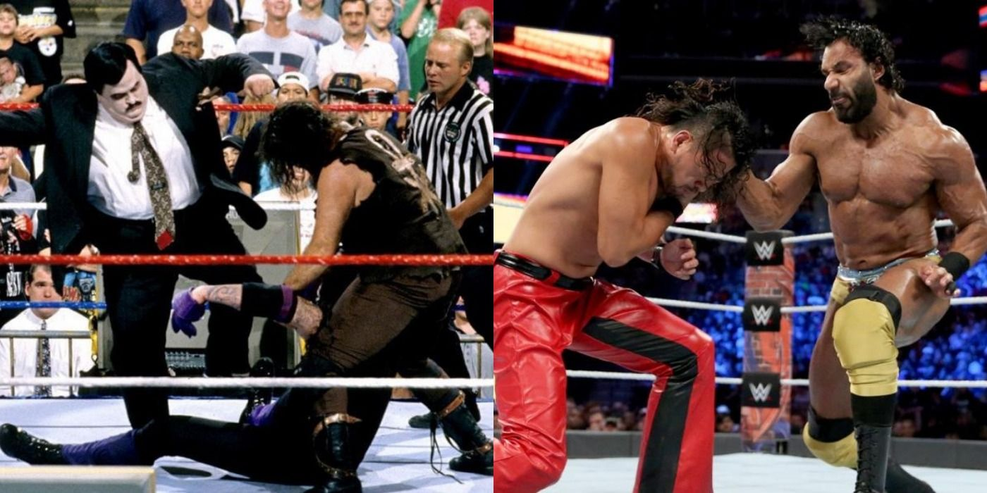 10 Most Shocking Match Results In WWE SummerSlam History