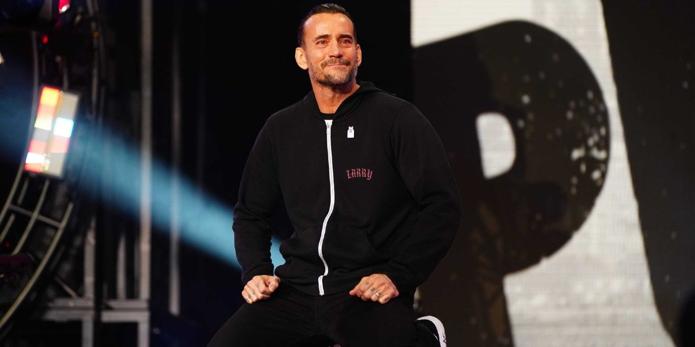 NEWS : No, The Crowd Reaction For CM Punk's Return Wasn't A World Record - cover