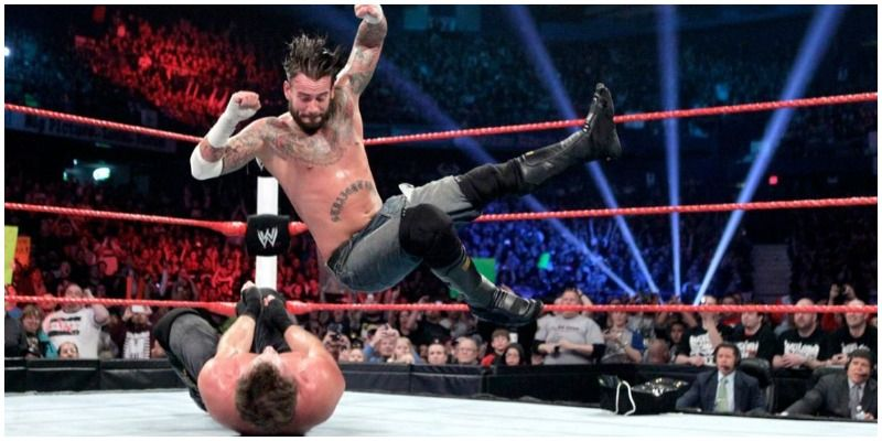 10 Best Matches In WWE Extreme Rules History