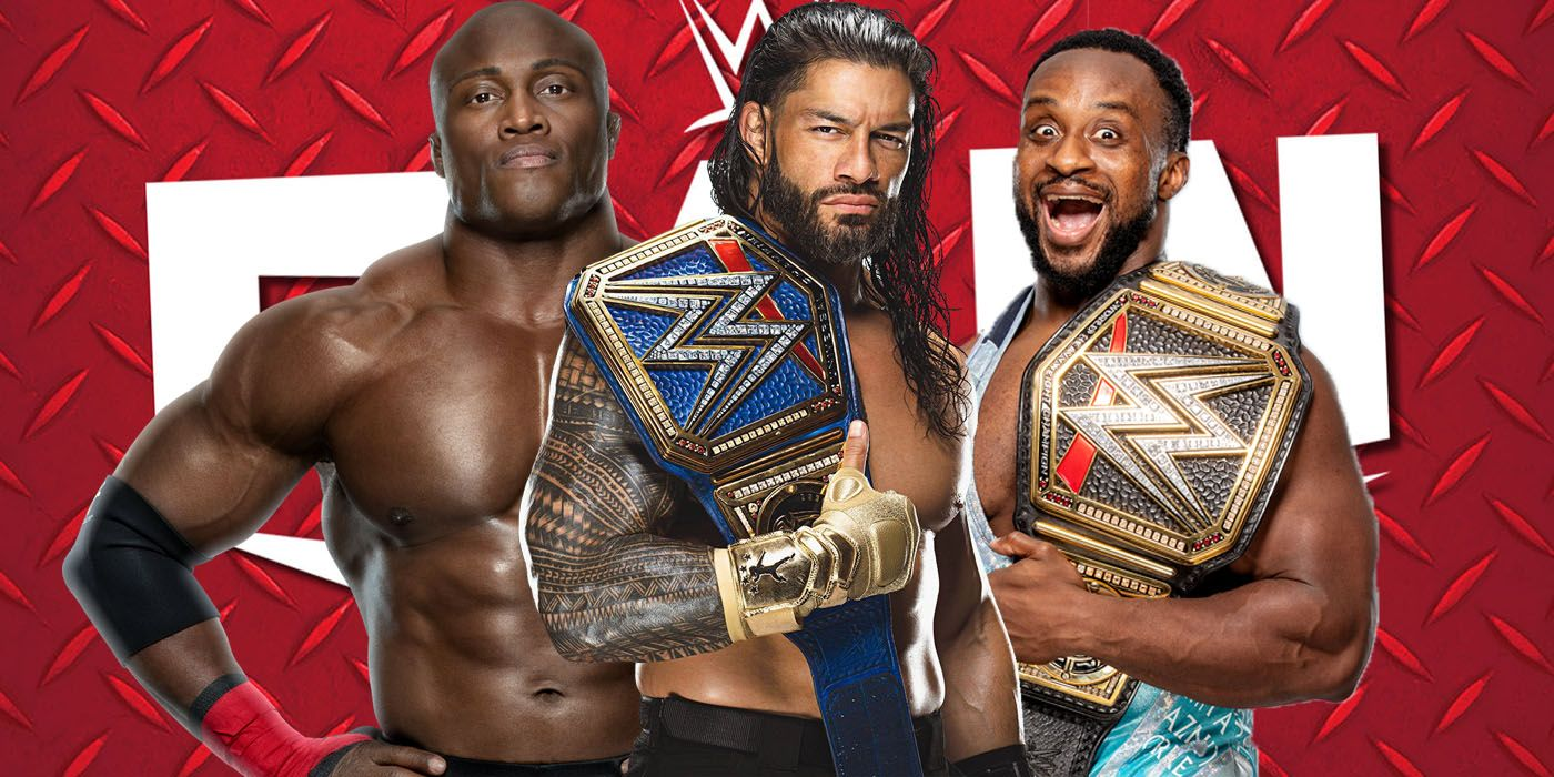 Raw Winners And Losers: Roman Reigns Stands Tall Over Lashley And Big E In A Triple Threat Match
