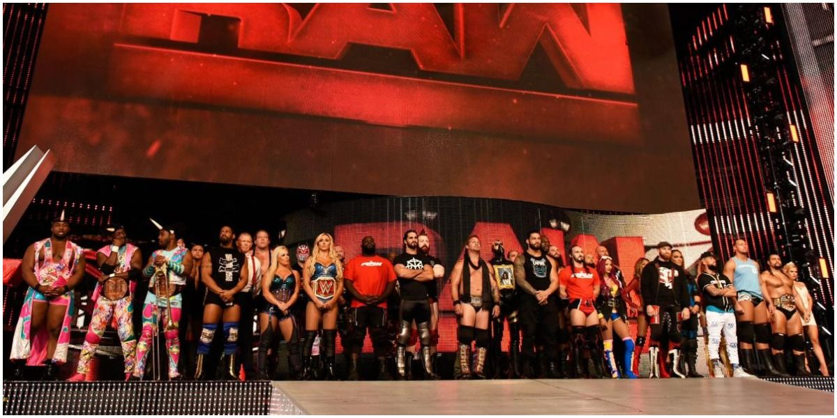 The 2016 WWE Draft Was Actually The Best One in History
