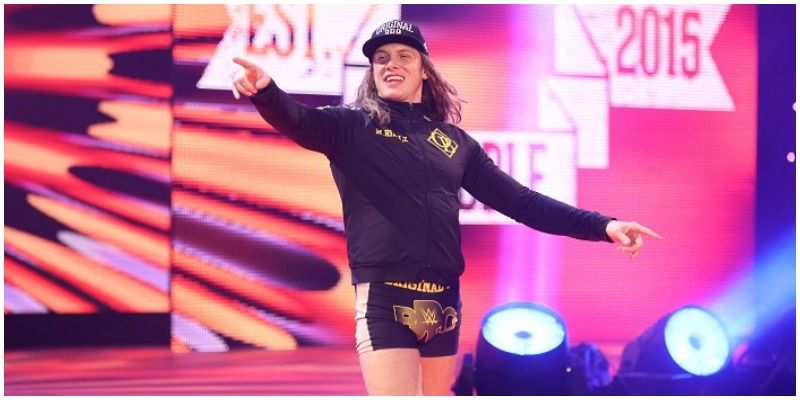 Matt Riddle Believes He Has Backstage Heat Due To The 'Old School Mentality' Of His Main Roster Colleagues
