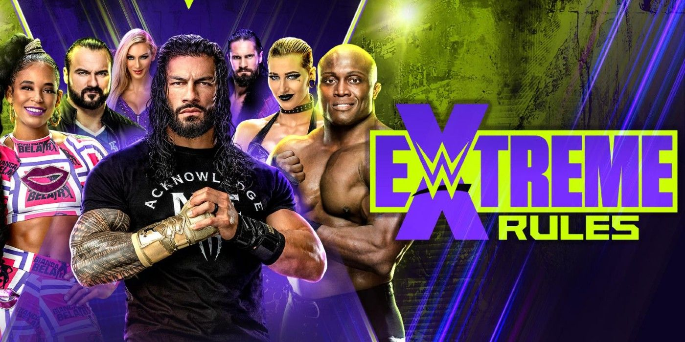 WWE Extreme Rules 2021 Guide: Match Card, Predictions - TheSportster