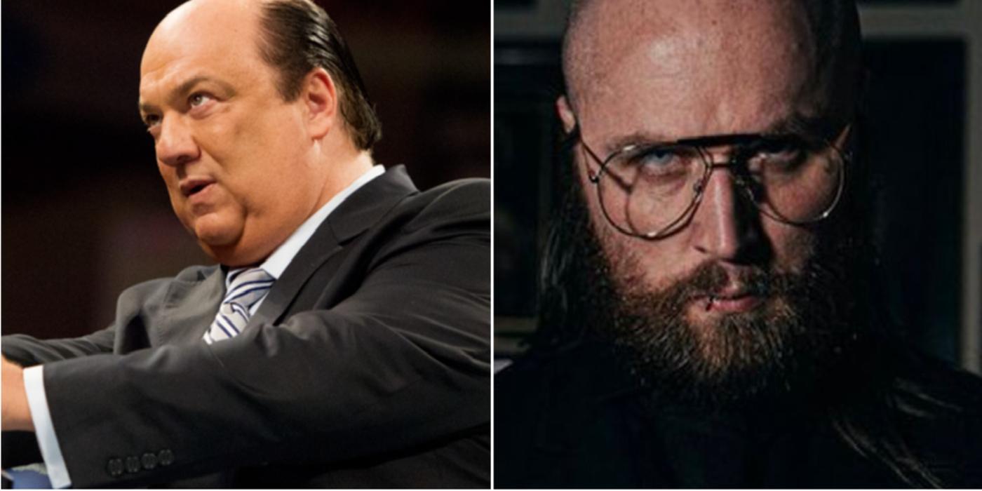 Paul Heyman Had Major Plans For Aleister Black At WrestleMania 36 [Report]