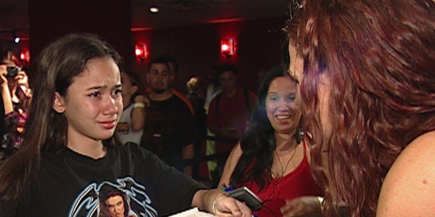 10 Stories Of Wrestlers Meeting Their Idols