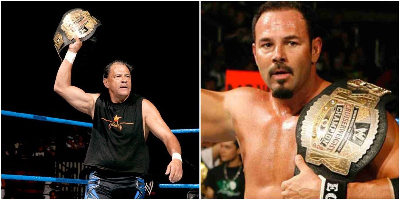 Golden Families: 10 Fathers & Sons Who Won The Same Wrestling Championship