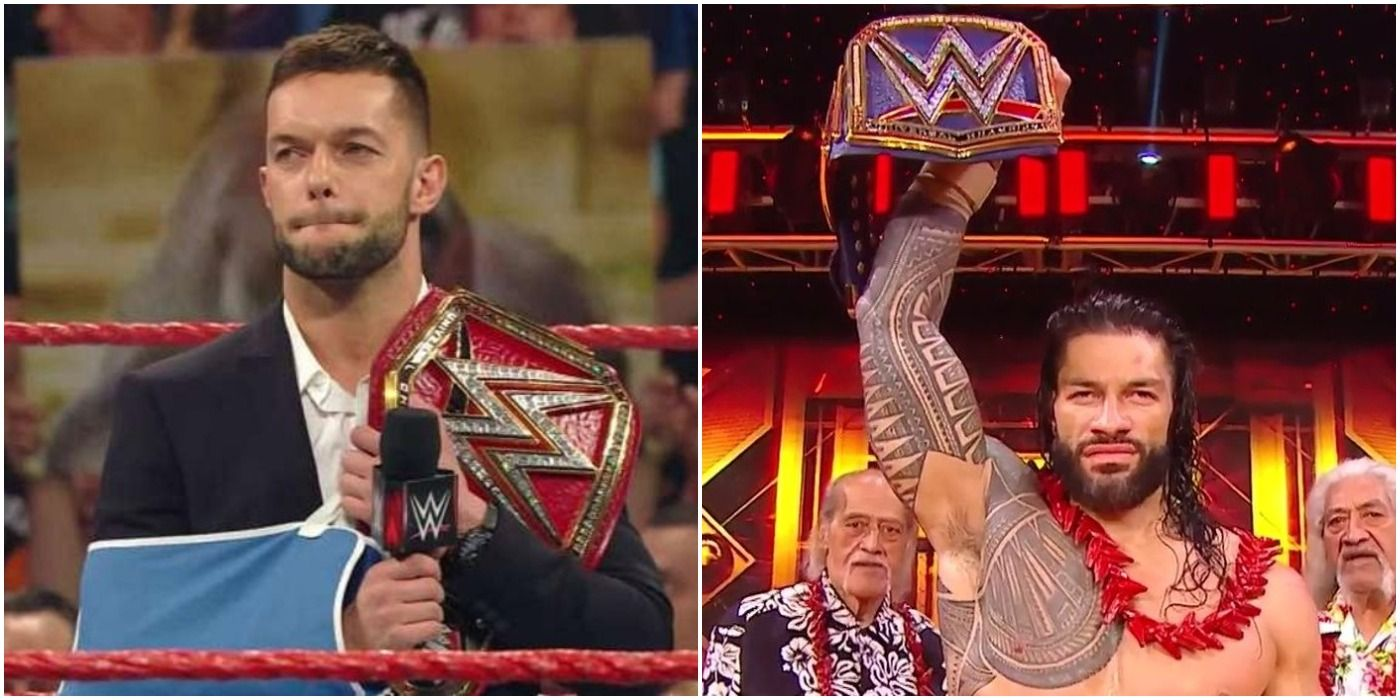 The Universal Championship Is Now WWE's Top Title Belt