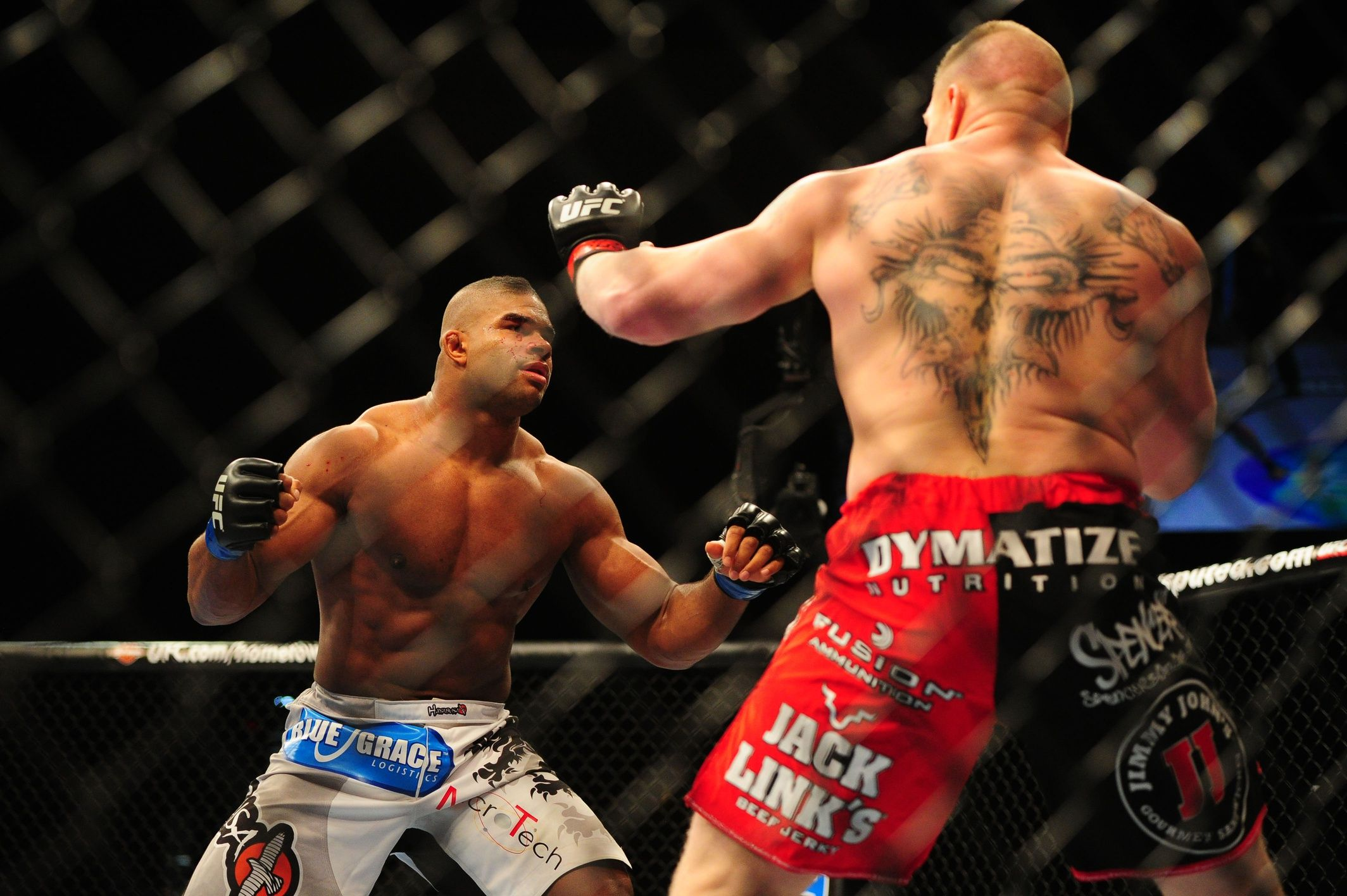 Alistair Overeem Vs Brock Lesnar (& 9 Other One-Sided Losses In MMA History)
