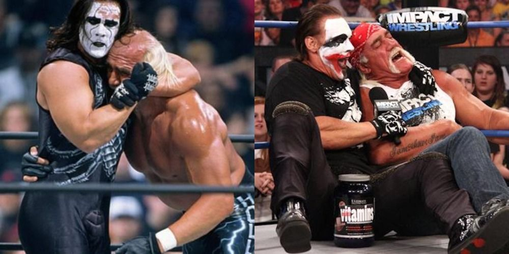 10 Years Later: Why Sting Vs. Hulk Hogan AT TNA Bound For Glory Was Actually Better Than Their WCW Starrcade Match