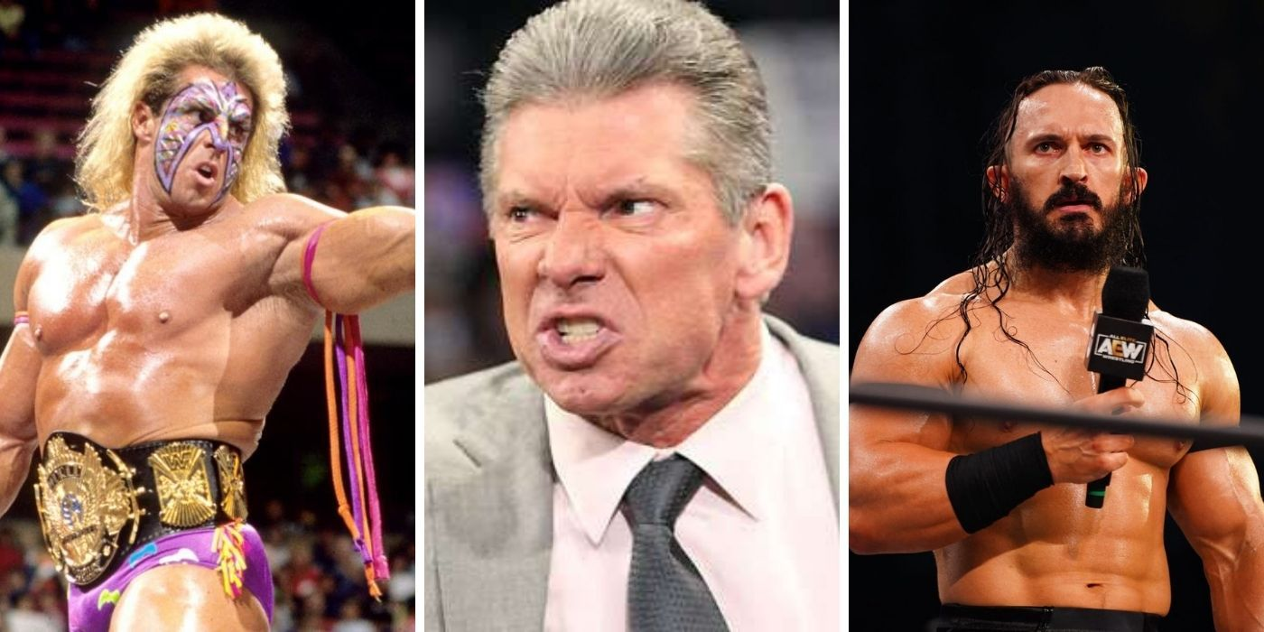 10 Times Vince McMahon Had A Serious Argument With His Top Stars