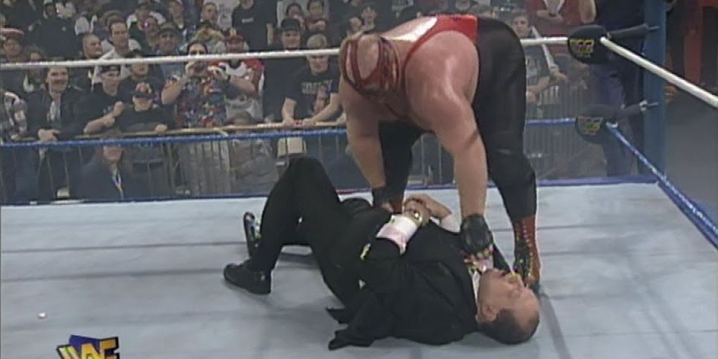 Was Vader The Most Wasted Big Man In WWE History?