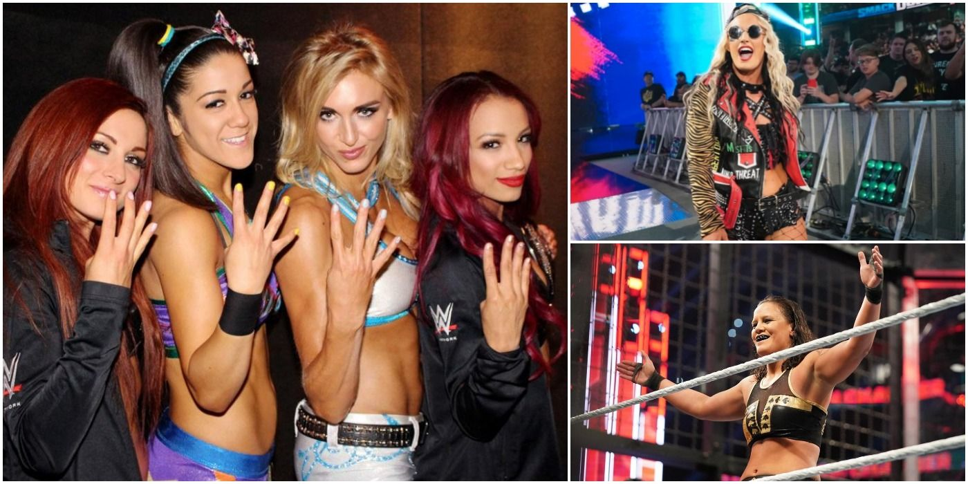 10 Women That WWE Should Focus On Instead Of The Four Horsewomen