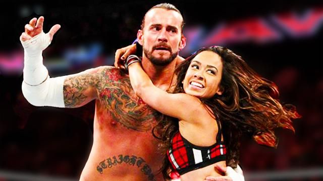 Hottest Women CM Punk Has Hooked Up With