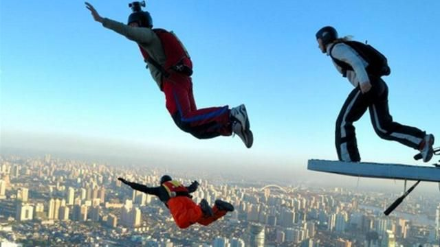 Best Base Jumping Spots In The World
